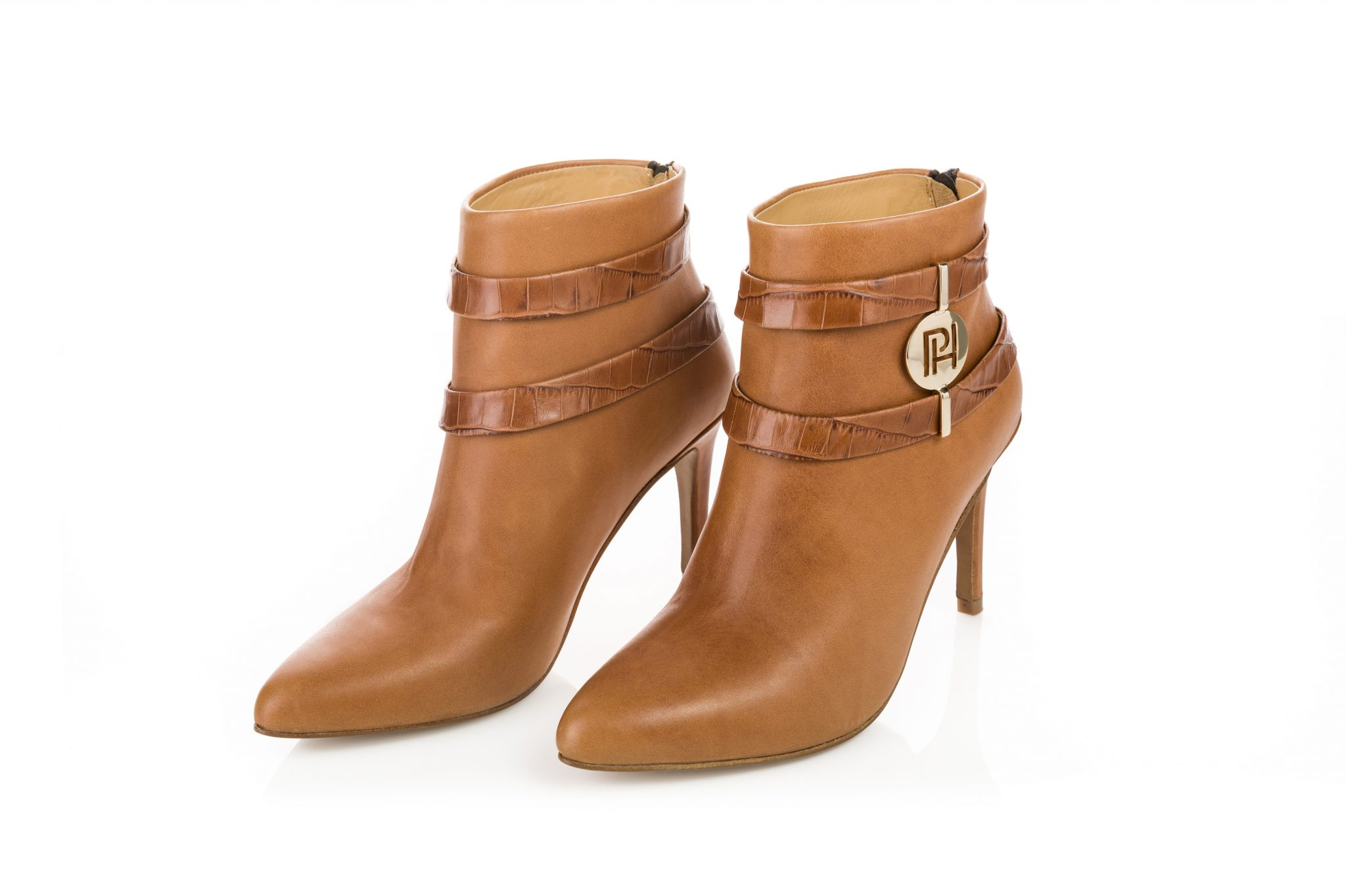 Leather Ankle Boots – Julia