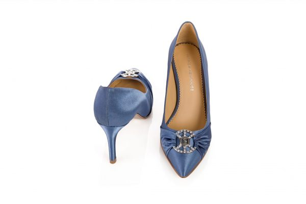 Portuguese handmade pumps high heels