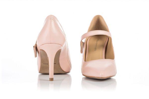 Pink pumps - Portuguese shoes for men & woman