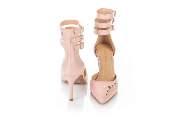 Luxury Portuguese High Heels sandals for woman