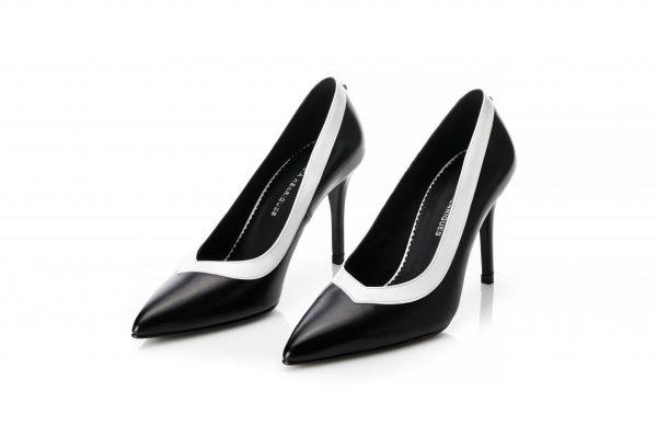 Black Leather Shoes - Portuguese Shoes for Men & Women