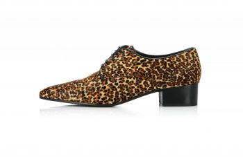 Derby Shoes Leopard Print – Sexy Hunting