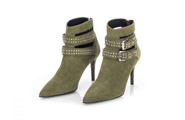 Suede Ankle Boots – Glam Army