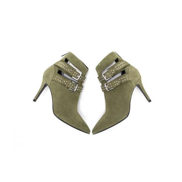 Sugestões de looks para os botins de senhora Glam Army